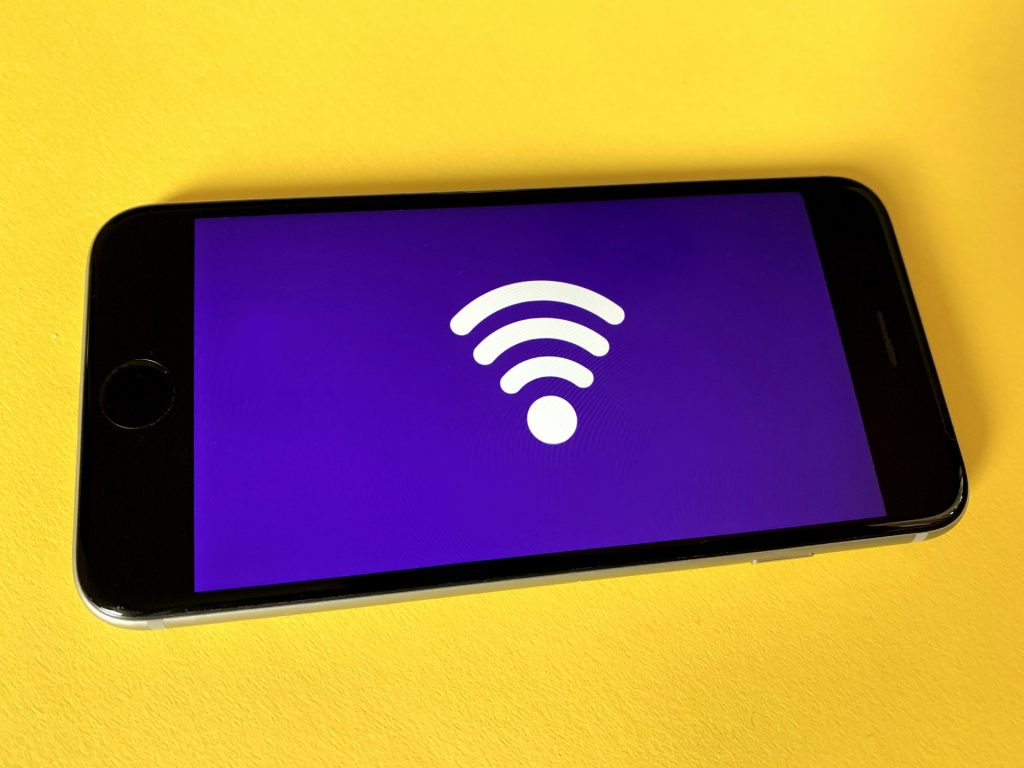 wifi on cell phone